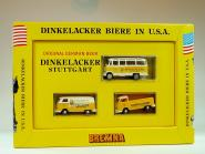 (Set 062) Dinkelacker Biere in U.S.A