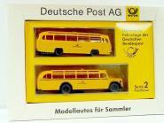 (Serie 02) Deutsche Post AG Postbusse