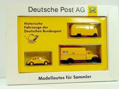 (Serie 01) Deutsche Post AG